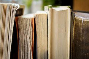 livres de Syd Wachs Unsplash