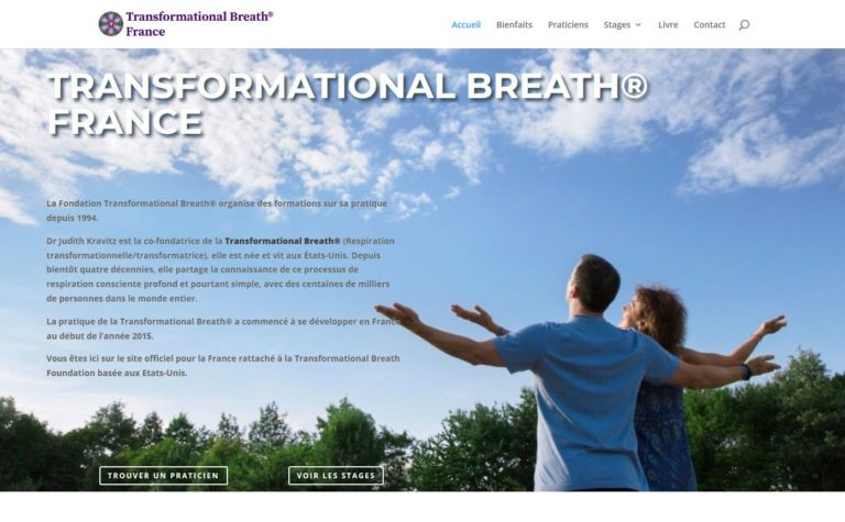 Transformational Breath France