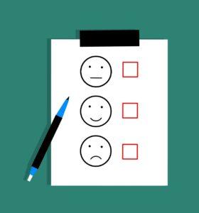 sondage de satisfaction