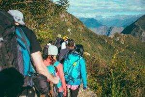 randonnee en montagne