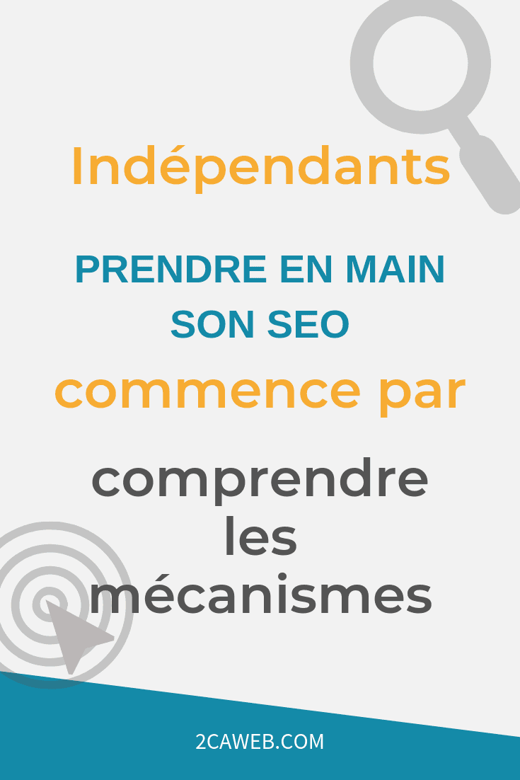épingle pinterest Comprendre le SEO