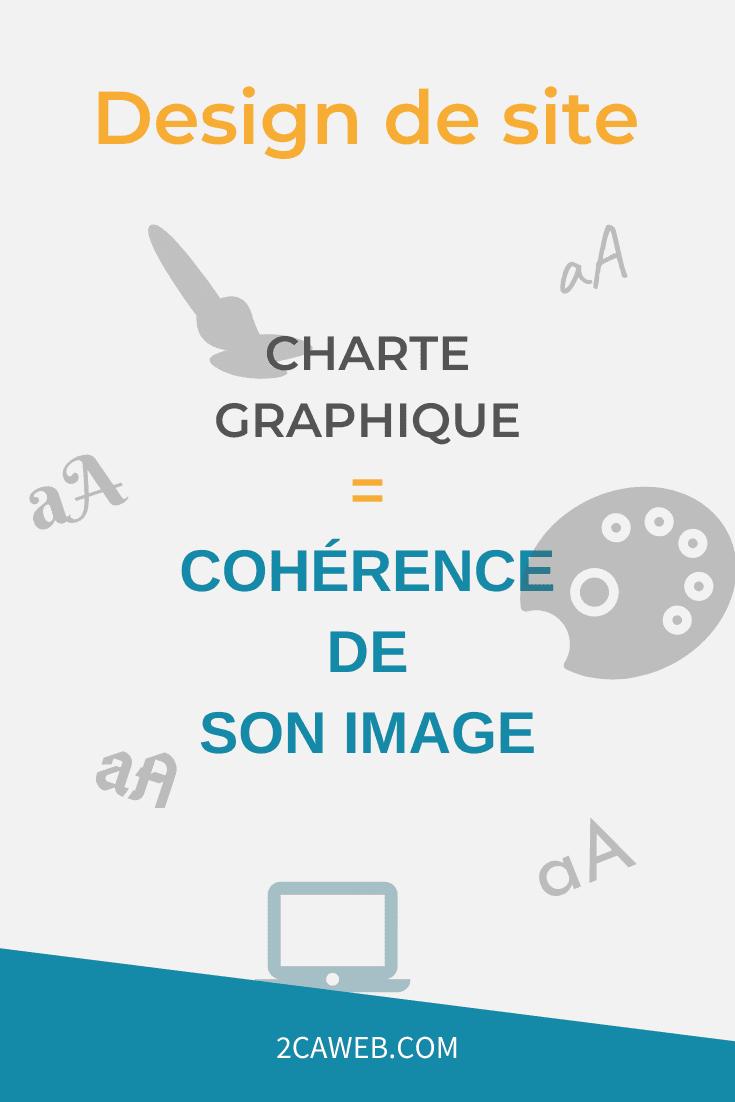 charte graphique = cohérence de l'image