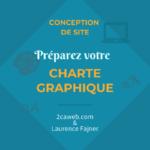 Conception de site : préparez votre charte graphique