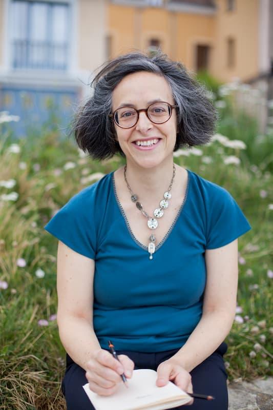 Portrait de Sylvie Massey, consultante digital