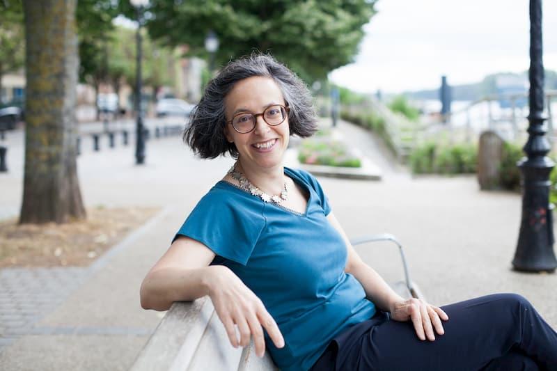 Portrait de Sylvie Massey, créatrice de site WordPress